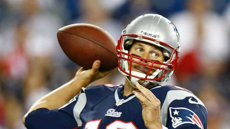 Tom Brady: A quarter-back without receivers?