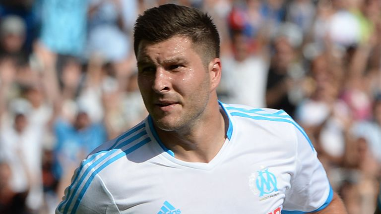 Andre-Pierre Gignac: Scored two goals in vain