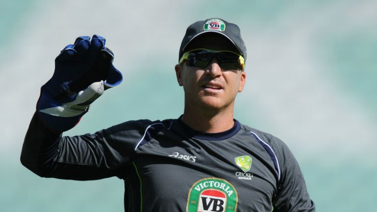 Brad Haddin: Let battle commence
