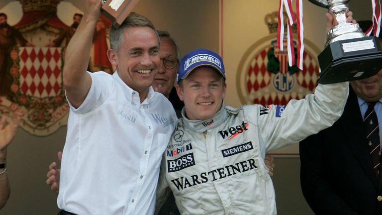 Martin Whitmarsh: Still a 'fan' of Raikkonen after the Finn's days at McLaren