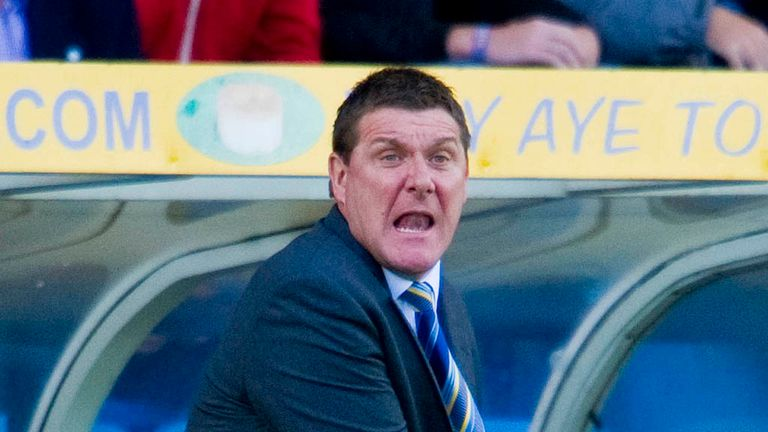 Tommy Wright: St Johnstone manager annoyed by late disallowed goal