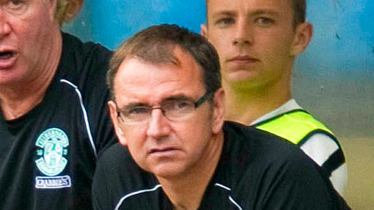 Pat Fenlon: Could not take any positives from the 0-0 draw with Ross County