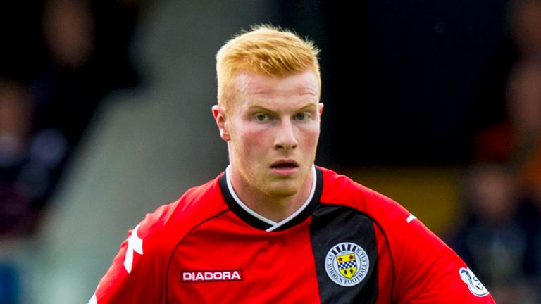 Conor Newton: St Mirren loan deal extended