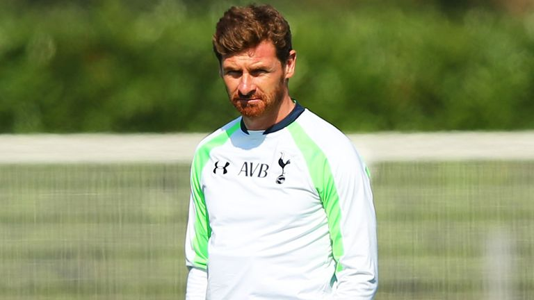 Andre Villas-Boas: We did better than most in the transfer market