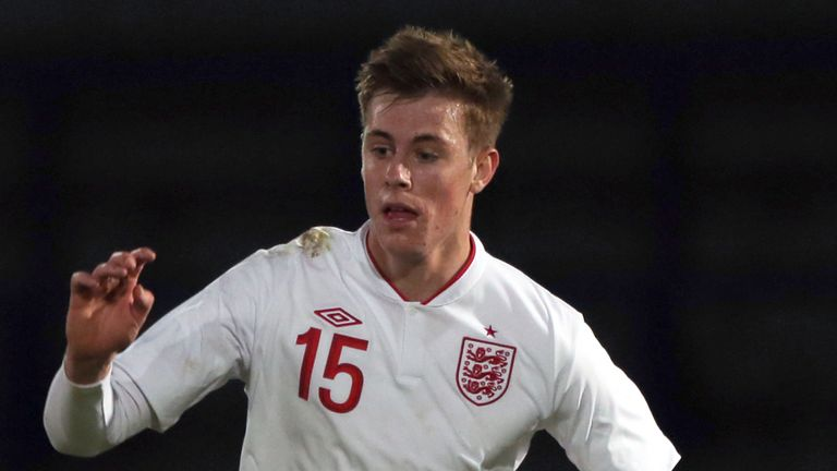 Adam Webster: England Under-19 international
