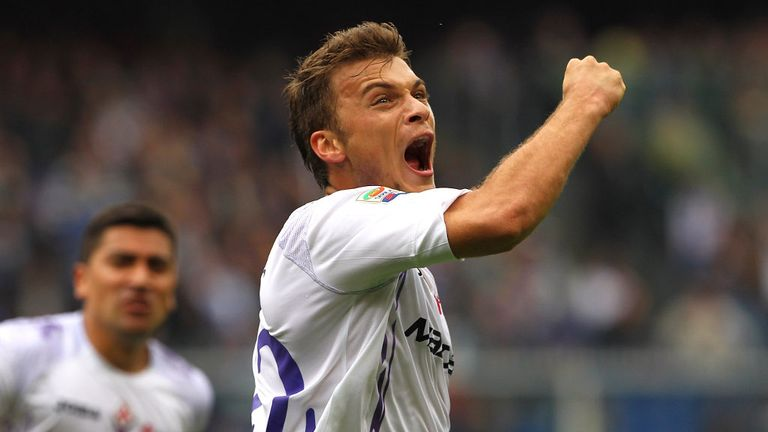 Adem Ljajic: Set to leave Fiorentina