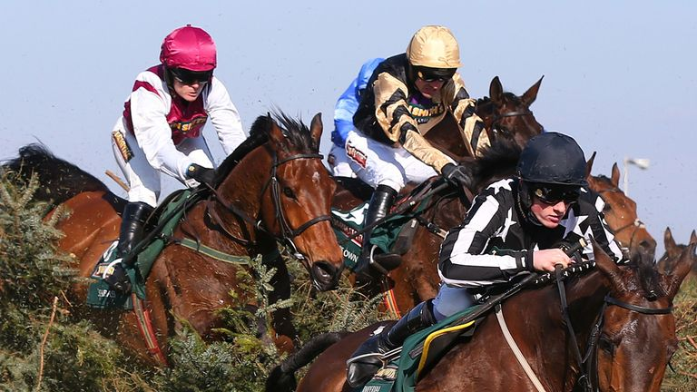 grand national non runners