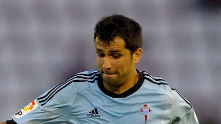 Alex Lopez: Opened the scoring for Celta Vigo