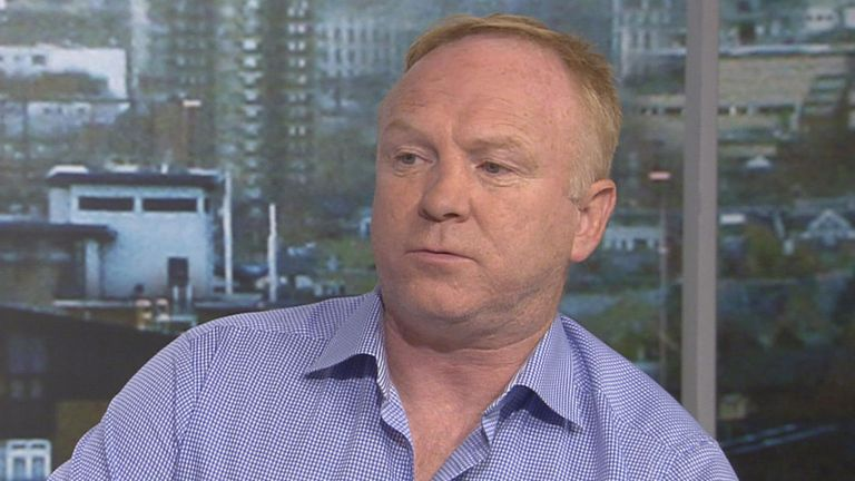 Alex McLeish: Surprised to see Bill Davies leave Nottingham Forest