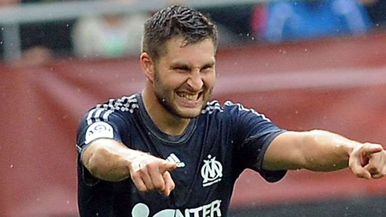 Andre-Pierre Gignac: On the scoresheet again