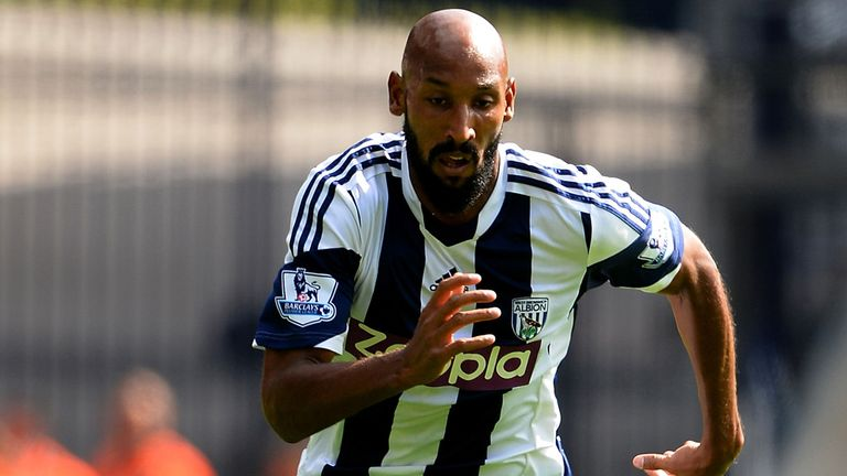 Nicolas Anelka: Has spoken to West Brom boss Steve Clarke