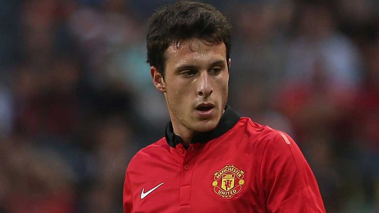 Angelo Henriquez: May get chance under David Moyes