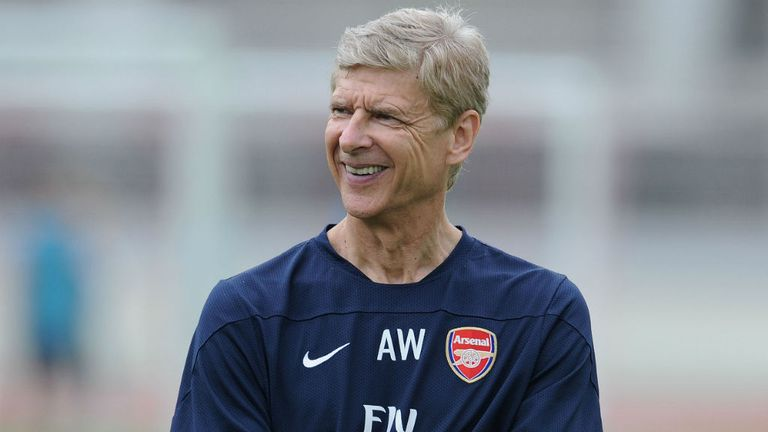 Arsene Wenger: Hopeful of attracting new talent to the Emirates