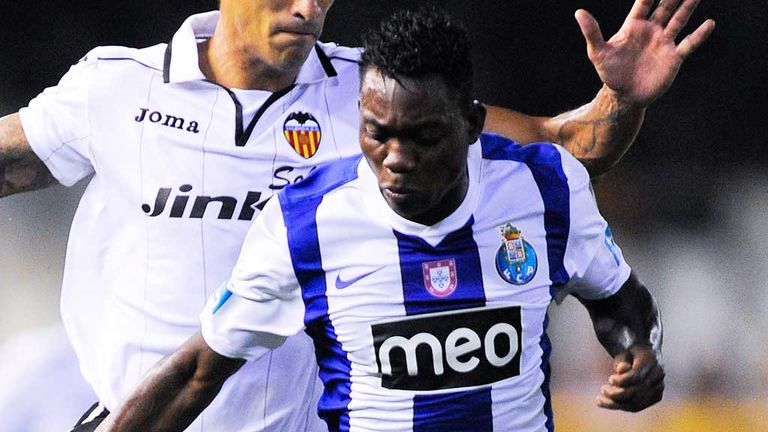Christian Atsu: Has joined Chelsea from Porto