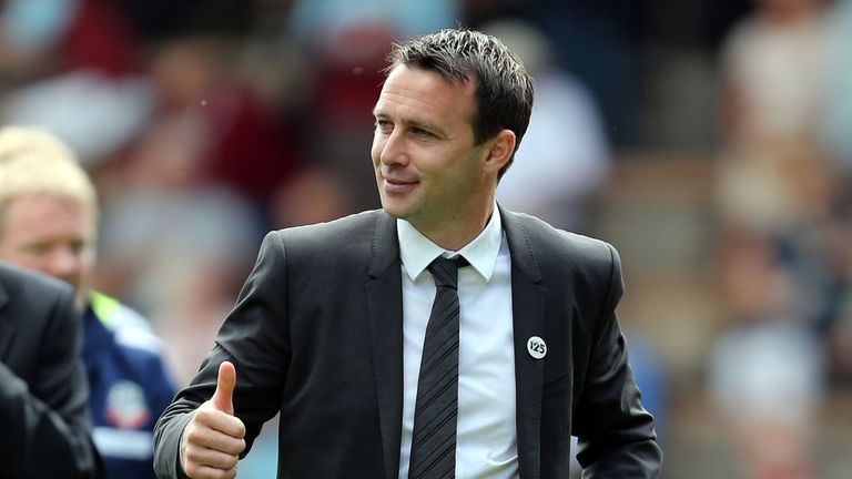 Dougie Freedman: Proud of his side