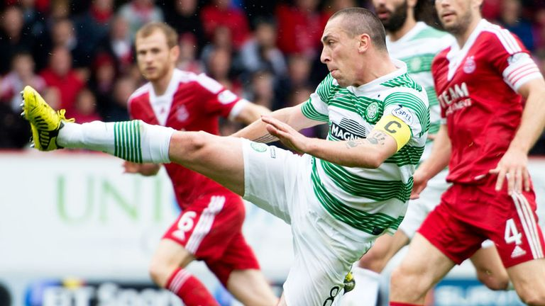 Scott Brown: Stressed the importance of Celtic's Champions League qualification.