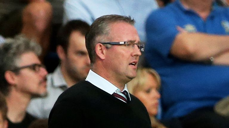 Paul Lambert: Still at odds with Norwich board