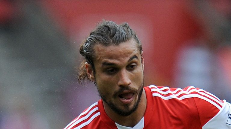 Daniel Osvaldo: Thrilled to have joined Southampton