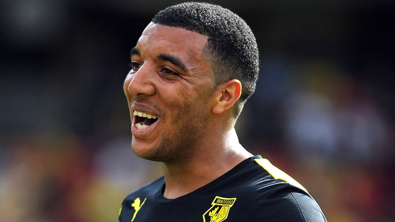 Troy Deeney: A target for a number of Premier League clubs