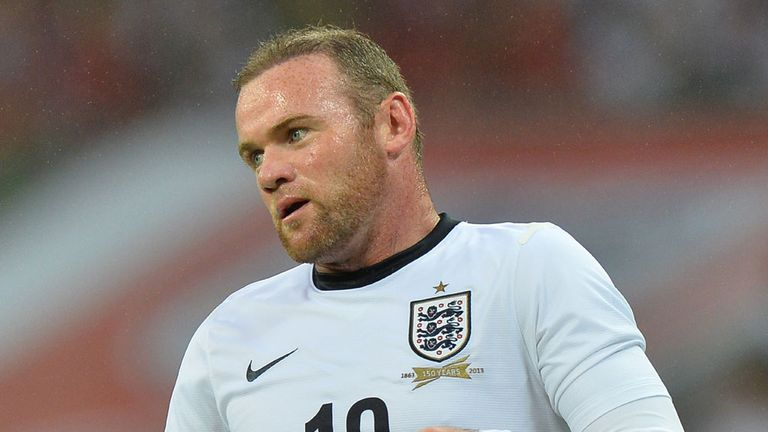 Wayne Rooney: Named in England squad for World Cup qualifiers against Montenegro and Poland