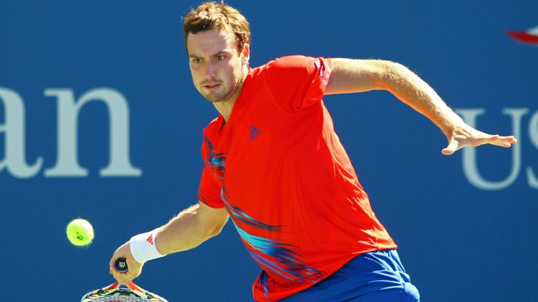 Ernests Gulbis: Will take on Guillermo Garcia-Lopez in Sunday's final