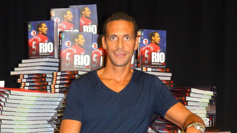 Rio Ferdinand: Planning to take coaching badges this year