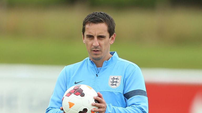 Gary Neville: Says England have nothing to worry about against Italy