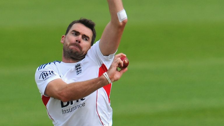 James Anderson: Happy to have a rest before tough winter in Australia