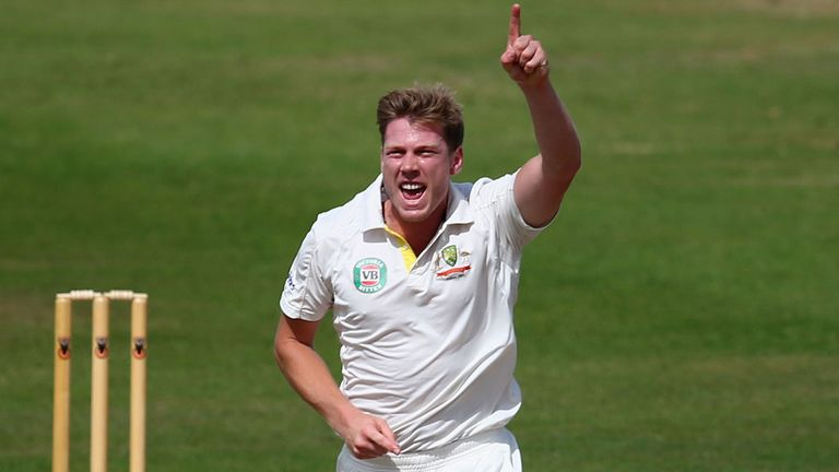 James Faulkner: Brought into the Australia side for the Oval Test