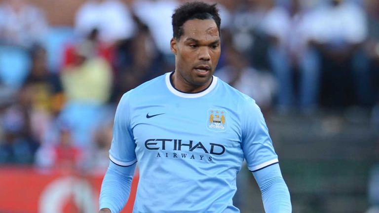 Joleon Lescott: Hoping to win a new deal at Manchester City