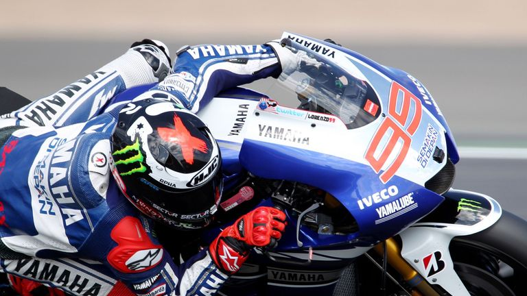 Jorge Lorenzo: Lost out by four points last season