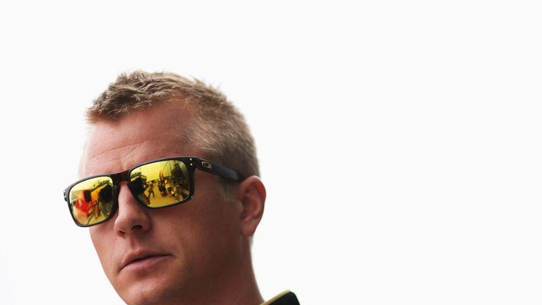 Kimi Raikkonen: Says he hasn't heard from Red Bull for some time