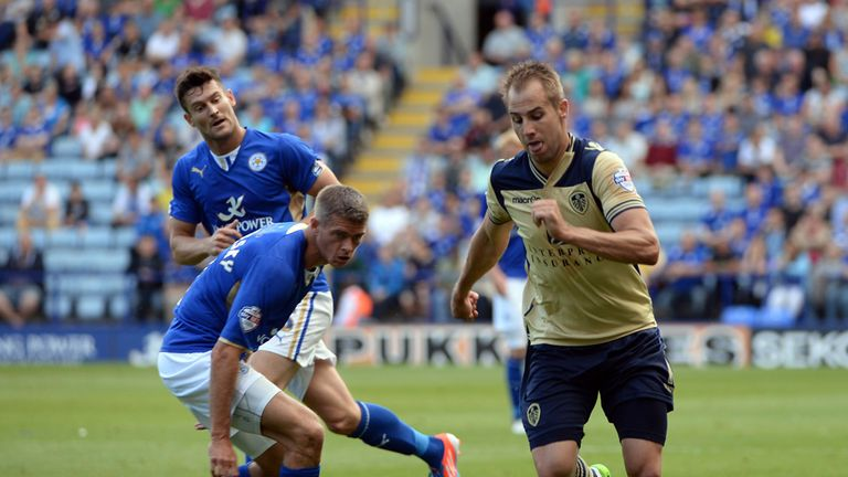 Paul Konchesky: Set to leave Leicester