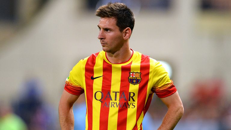 Lionel Messi: Could be missing for Barcelona