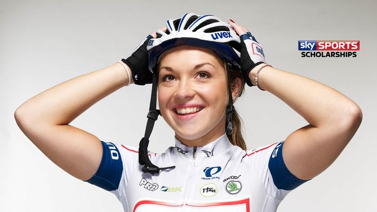 Lucy Garner won the world junior road racing title in both 2011 and 2012