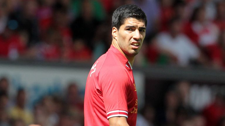 Luis Suarez: Willing to take case to the Premier League