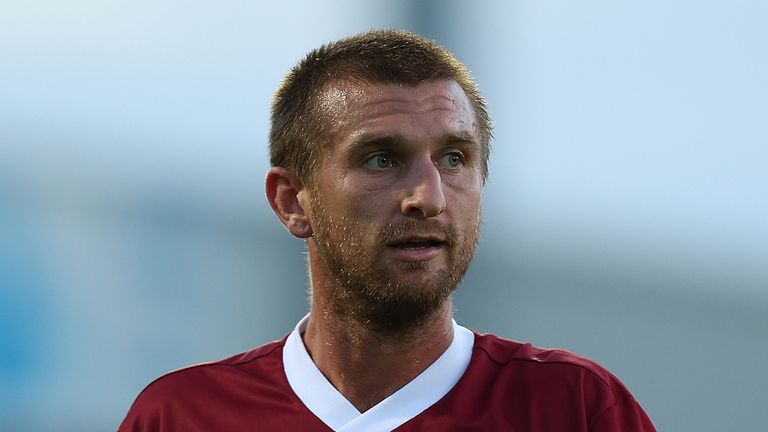 Matt Heath: Already featured for Cobblers in pre-season