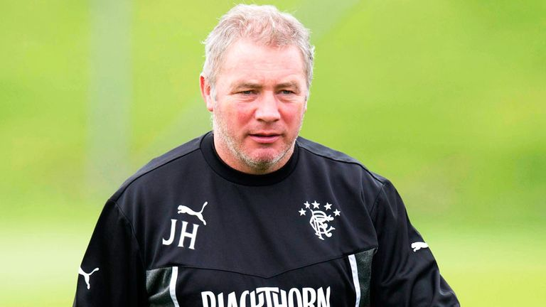 Ally McCoist: Falkirk will prove tough opponents