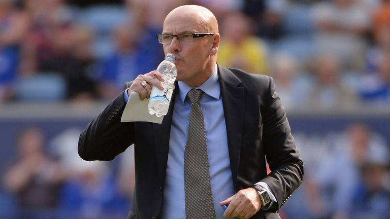 Brian McDermott: Watched Leeds draw 0-0 at Leicester