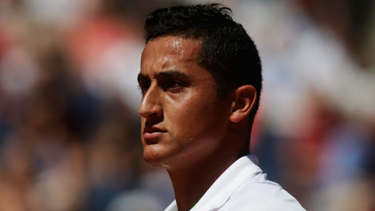 Nicolas Almagro: Suffered a first-round defeat in Cincinnati