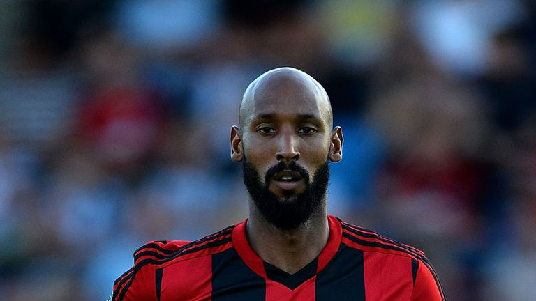 Nicolas Anelka: Scored hat-trick in southern Ireland