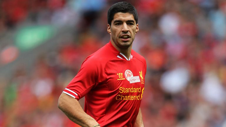 Luis Suarez: Misses trip to Norway