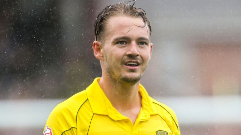 Adam McGurk: Burton forward attracting interest from a number of clubs