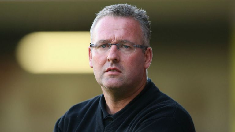 Paul Lambert: Thankful for support from Randy Lerner and club's fans
