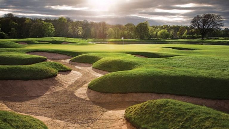 Rockliffe Hall: Will stage the English Senior Open for the next two years
