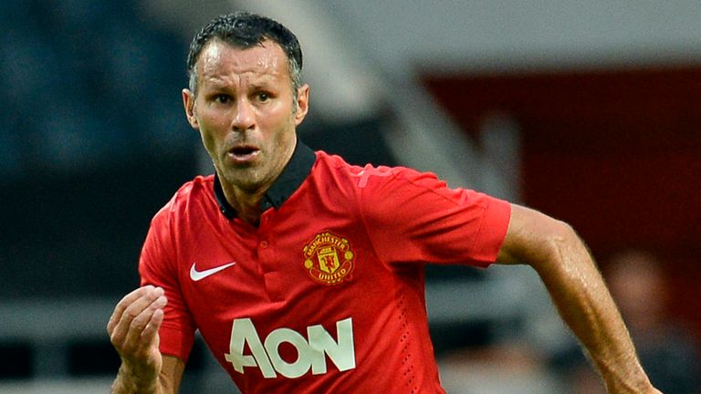 Ryan Giggs: Excited by the challenge which faces defending champions Manchester United