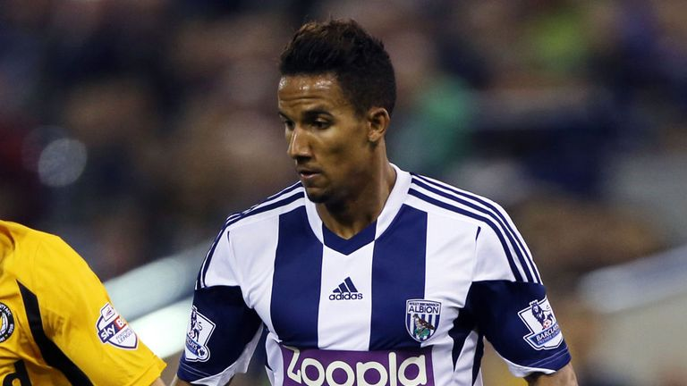 Scott Sinclair: Has moved to West Brom for the season on loan