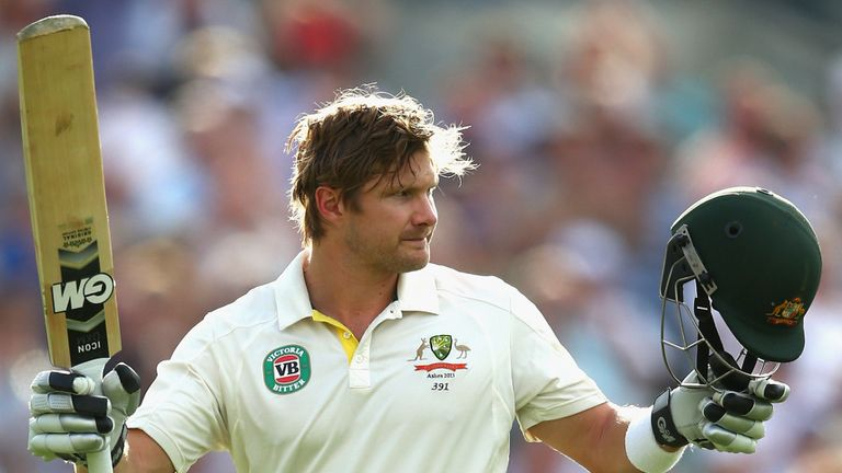 Watson: has found his role, says Warney