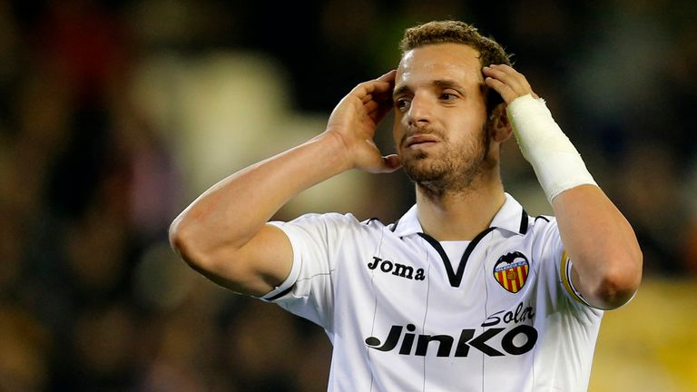 Roberto Soldado: Felt unfairly treated by Valencia