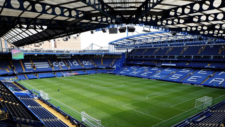 Stamford Bridge: Chelsea are always on the lookout for players of potential
